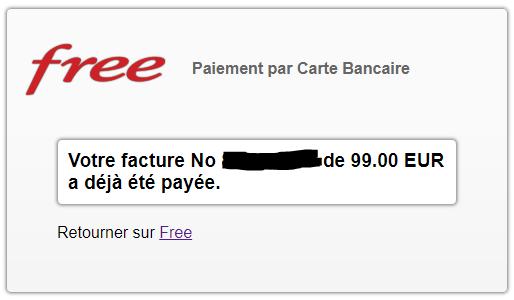 Carte Bancaire Non Valide.Resolu Bug Paiement Non Valide Le Forum Des Freebox Delta